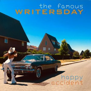 Writersday's newest single Happy Accident from the upcoming album #PIP